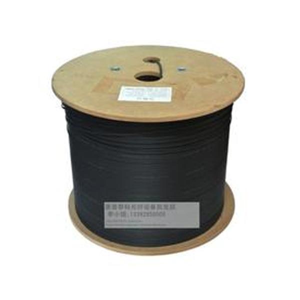 OEM Fiber - 1 Core Aerial Drop Cable FTTX G657A1 2KM SM