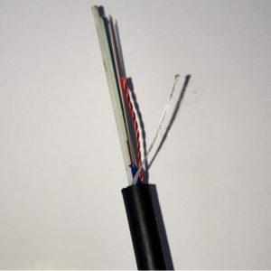 OEM Fiber - 8 COUNT ADSS FIBER 80M Span G652D SM 2km